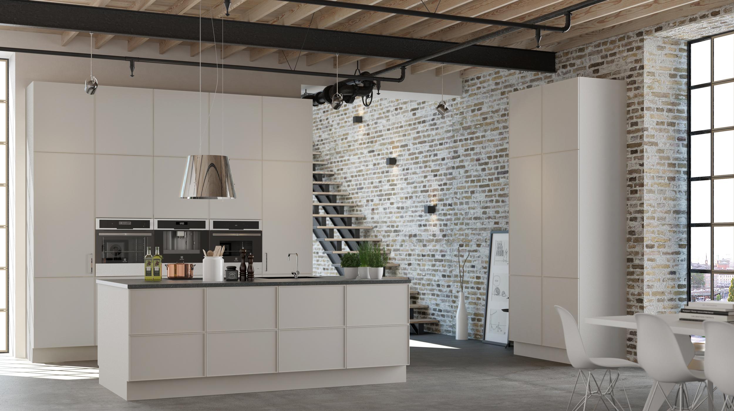 bygg ditt kjøkken